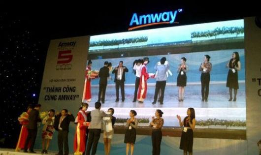 Đa cấp Amway Chi nhánh Bắc Giang nợ thuế hơn 40 triệu đồng