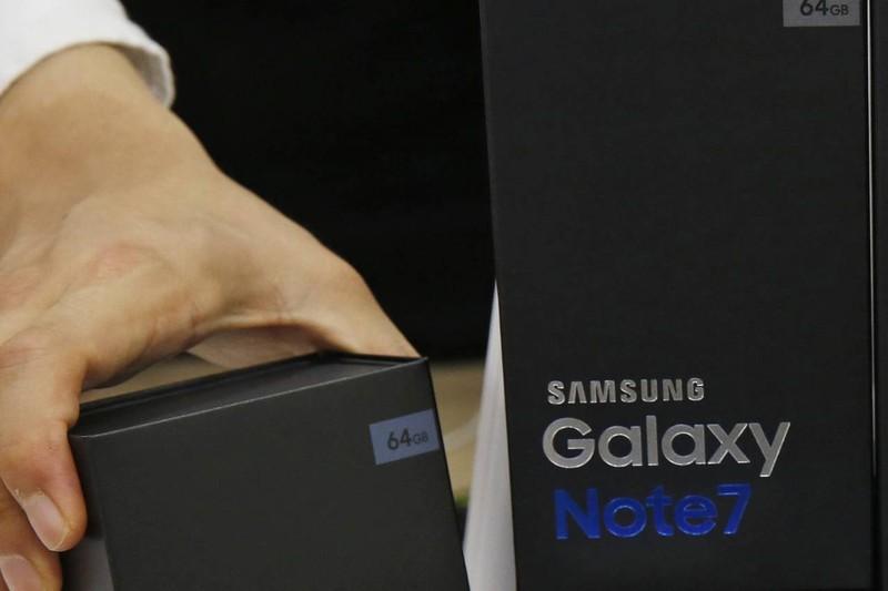 Samsung lùi ngày bán lại Galaxy Note 7 thêm 3 ngày