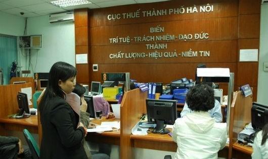 """Nhiều công ty bất động sản ở Hà Nội bị """"bêu tên"""" nợ thuế"""