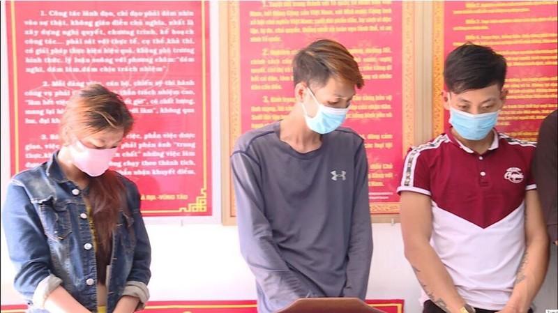 Phát hiện 7 thanh niên tụ tập sử dụng ma túy tại quán karaoke ở Vũng Tàu