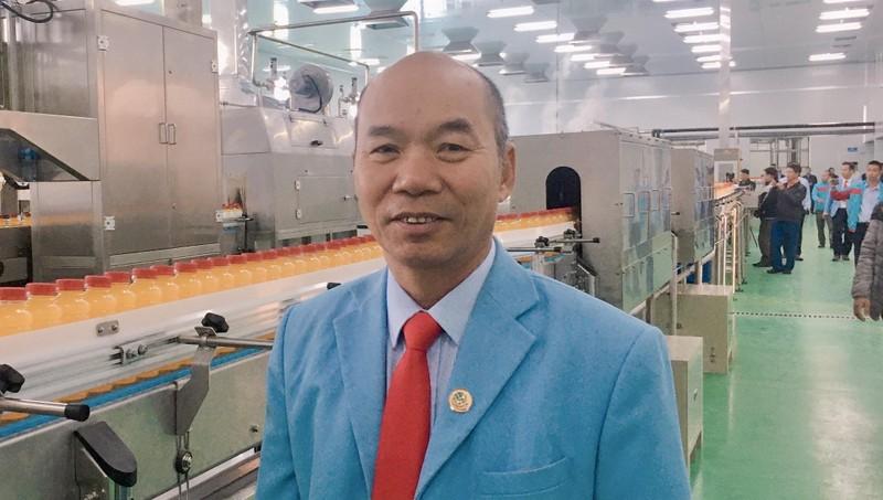Doanh nhân Nguyễn Văn Thành