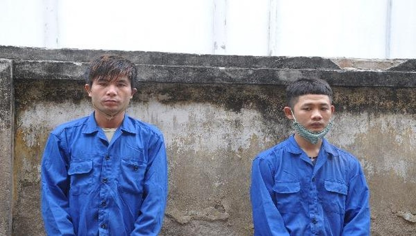 Bắt giữ 2 đối tượng nghiện ma túy liều lĩnh cướp tài sản ở TP Hải Dương