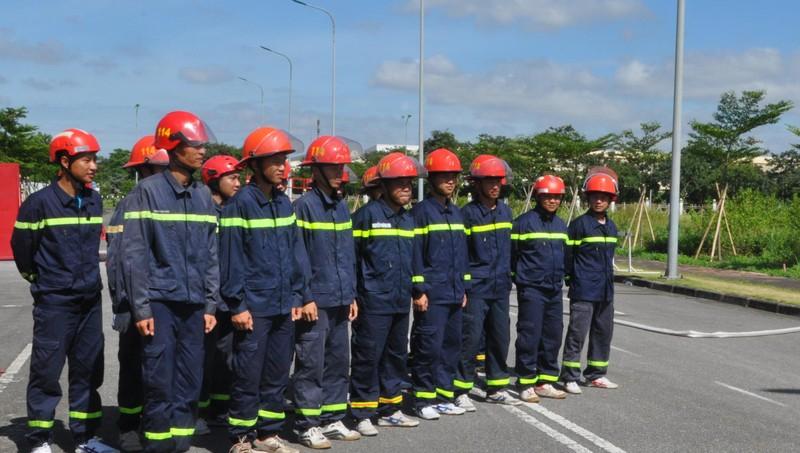 Cảnh sát phòng cháy chữa cháy và cứu nạn cứu hộ