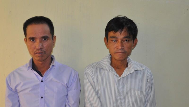 Công an huyện Cẩm Giàng làm rõ các đối tượng trộm căp tiền công đức tại các đình chùa