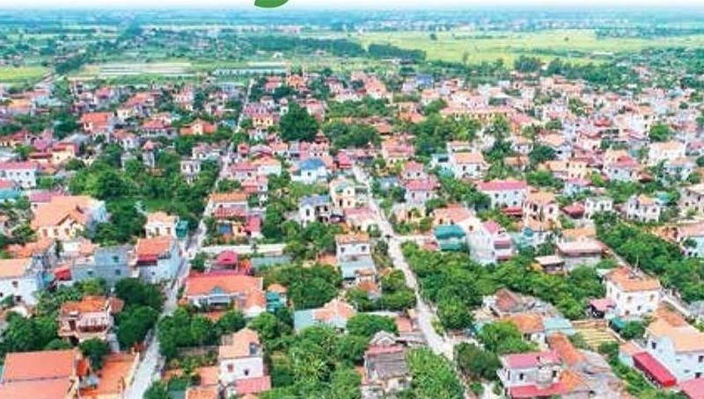 Người dân Hải Dương đóng góp gần 1.600 tỷ đồng xây dựng nông thôn mới