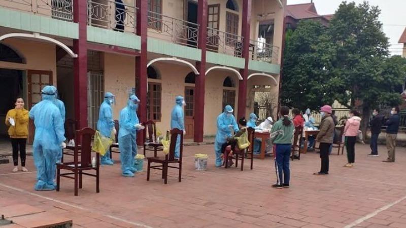 Hải Dương phong toả cách ly y tế toàn bộ TP Chí Linh
