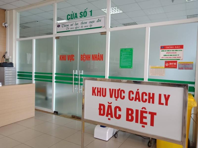 Lập cơ sở 2 Bệnh viện Đa khoa tỉnh Hải Dương để điều trị bệnh nhân Covid-19