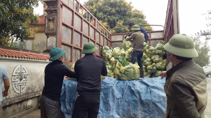Chung tay ủng hộ huyện Cẩm Giàng các nhu yếu phẩm thiết thực