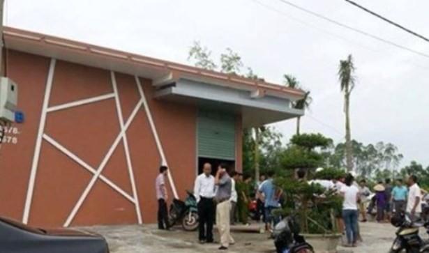 Khởi tố vụ ngạt khí làm 10 người chết tại quán Quảng Ninh