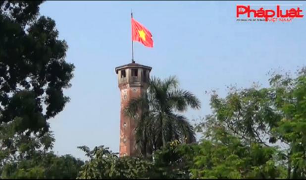 Thủ đô Hà Nội tráng lệ trong dịp kỷ niệm 60 năm giải phóng