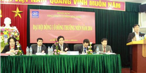 Cổ đông bức xúc với mức lương đề xuất của lãnh đạo Tổng công ty CP Sông Hồng