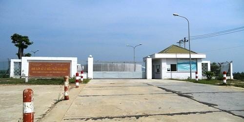 Quá trình vận hành Nhà máy XLNT Nhơn Bình đã gây mùi hôi, ảnh hưởng đến khu dân cư xung quanh.
