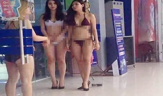 Vụ nhân viên mặc đồ lót ở siêu thị Trần Anh chỉ là sự cố?