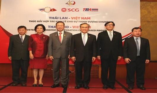 Việt Nam – Thái Lan: Thúc đẩy hợp tác kinh tế cho sự thịnh vượng chung