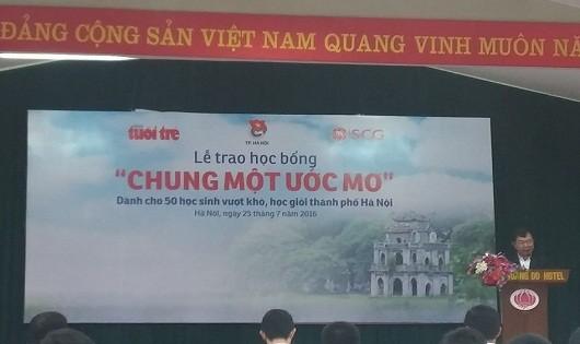 SCG – 10 năm chung một chặng đường Chung một ước mơ với học sinh Việt Nam