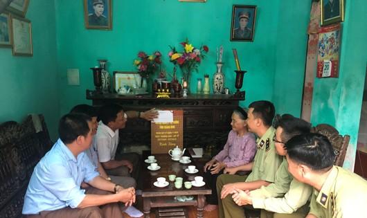 Công tác chăm sóc, phụng dưỡng Bà mẹ Việt Nam Anh hùng trên địa bàn tỉnh Quảng Ninh được các cơ quan, đơn vị, tổ chức, cá nhân đặc biệt quan tâm.