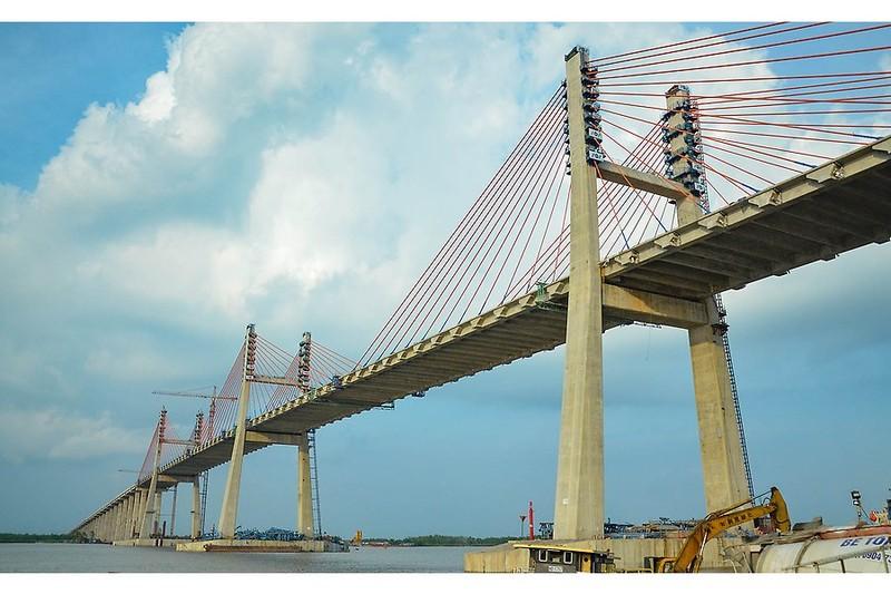 Cao tốc Hạ Long- Hải Phòng chính thức thông xe