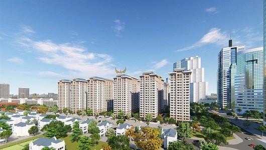 Khu đô thị đáng sống Mường Thanh Thanh Hà