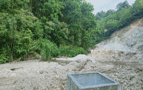 """Khai thác trái phép hàng trăm khối cát mỗi ngày, Chủ tịch phường Cửa Ông nói """"sẽ cho kiểm tra ngay"""""""