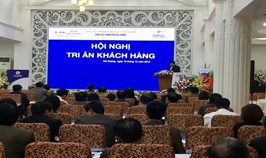 Điện lực Hải Dương triển khai Tháng Tri ân khách hàng năm 2018