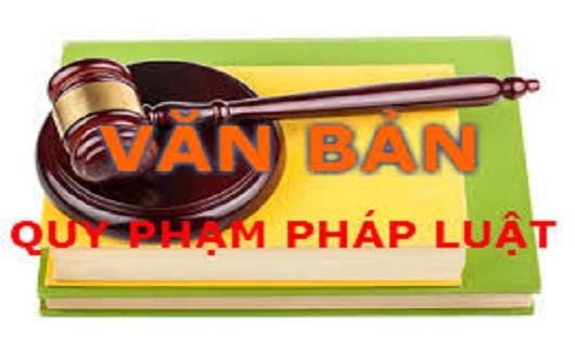 Từ 1/1/2019, Thái Bình bãi bỏ 56 văn bản quy phạm pháp luật do UBND tỉnh ban hành