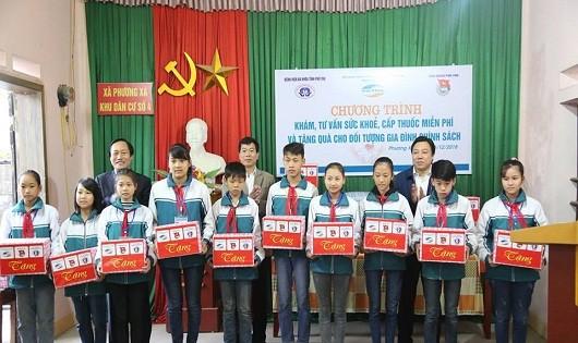 BV Đa khoa tỉnh Phú Thọ với hàng loạt hoạt động thiện nguyện đầy ý nghĩa
