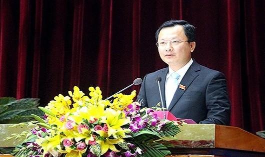 Tân Phó chủ tịch UBND tỉnh Quảng Ninh