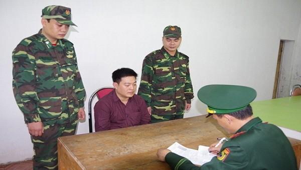 Quảng Ninh: Bắt giữ đối tượng trốn lệnh truy nã tại cửa khẩu Móng Cái