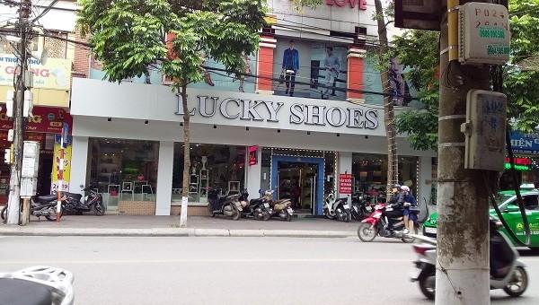 Cửa hàng giày Lucky