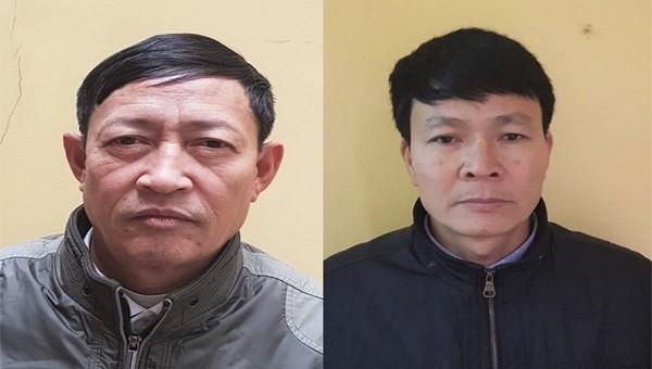 Bắt 2 cựu chủ tịch xã vì sai phạm đất đai