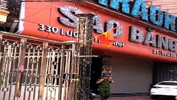 Quán Karaoke Sao Băng tại Nam Định