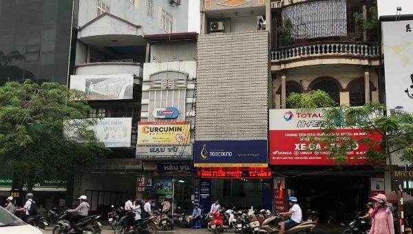 TMV Ngọc Dung đặt tại địa chỉ 205b Lạch Tray, Ngô Quyền, Hải Phòng.