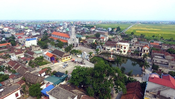 Nam Định phấn đấu sẽ trở thành tỉnh nông thôn mới trong năm 2019
