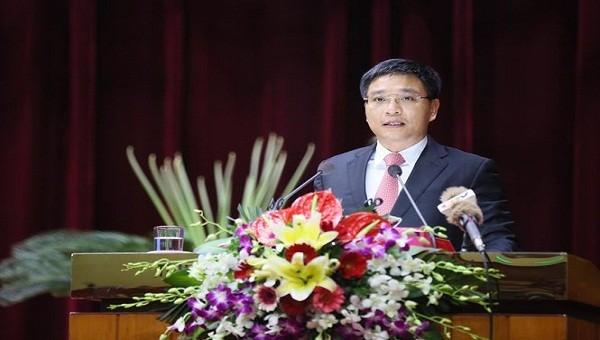 Ông Nguyễn Văn Thắng được bầu làm Chủ tịch UBND tỉnh Quảng Ninh