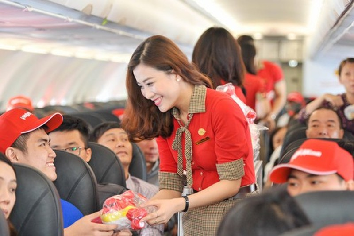 Vietjet Air tung hàng triệu vé 0 đồng toàn mạng bay