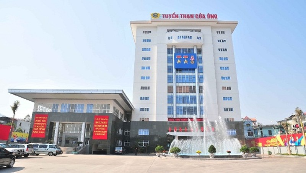 Công ty Tuyển than Cửa Ông -TKV