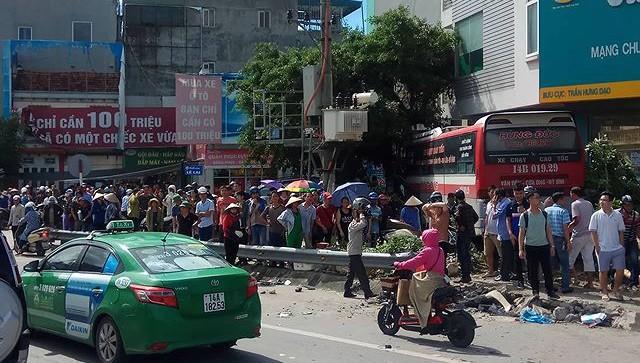 Tai nạn kinh hoàng tại Quảng Ninh: Chủ xe khách nói gì?