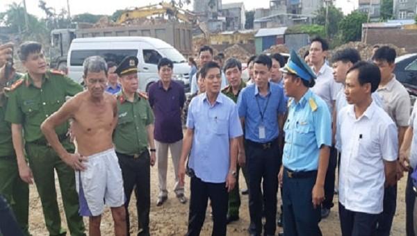 Chủ tịch UBND TP Hải Phòng Nguyễn Văn Tùng chỉ đạo xử lý nghiêm vụ việc