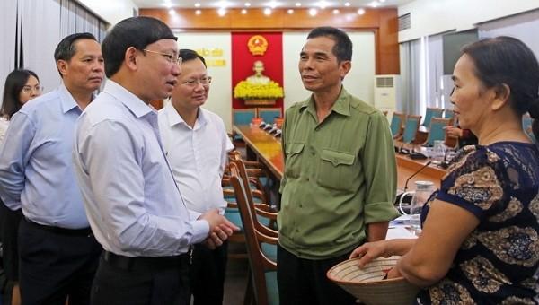 Quảng Ninh giải quyết những vụ việc phát sinh ngay từ cơ sở, đảm bảo quyền lợi chính đáng của người dân
