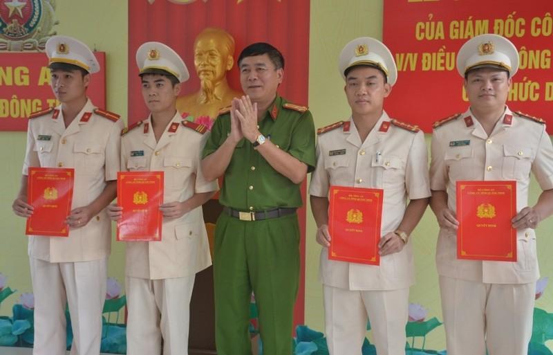 Quảng Ninh sẽ bố trí 100% xã có Trưởng Công an xã là công an chính quy trong quý I/2020