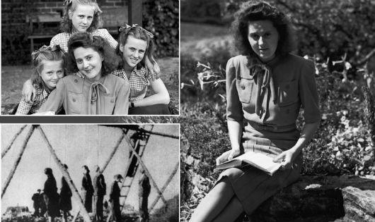 """Nữ điệp viên may mắn sống sót nhờ mác """"cháu dâu"""" Churchill"""