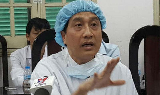 Việt Nam lần đầu tiên ghép phổi người lớn từ người cho chết não