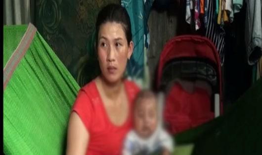 """An Giang: Biến đứa con gần 3 tháng tuổi thành """"công cụ"""" bán ma túy đá"""