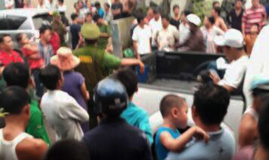 Công an TP. Biên Hòa bắt nhóm đối tượng mang vũ khí đi đòi nợ