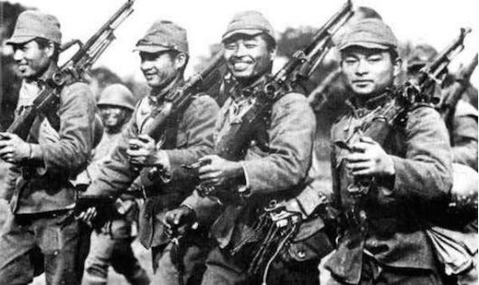 Binh lính Nhật trong thời kỳ Đại chiến tranh thế giới thứ II