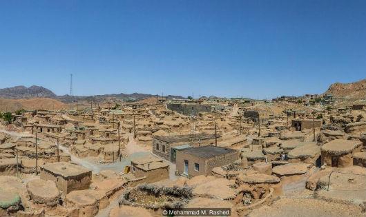Ngôi làng người lùn Makhunik