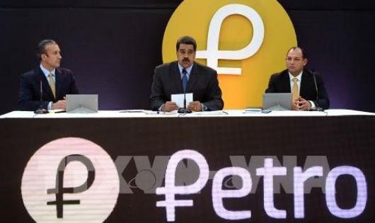 Chính phủ Venezuela đã quyết định phát hành đồng Petro điện tử