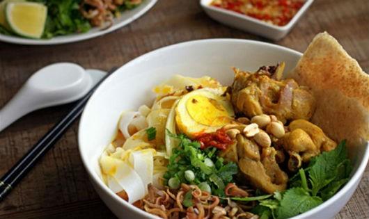 Đổi vị bữa ăn với món mì Quảng đậm chất miền Trung