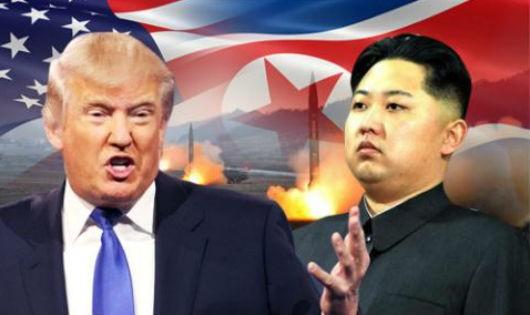 Tổng thống Mỹ Donald Trump và nhà lãnh đạo Triều Tiên Kim Jong-un nhất trí gặp nhau vào tháng 5/2018 tới