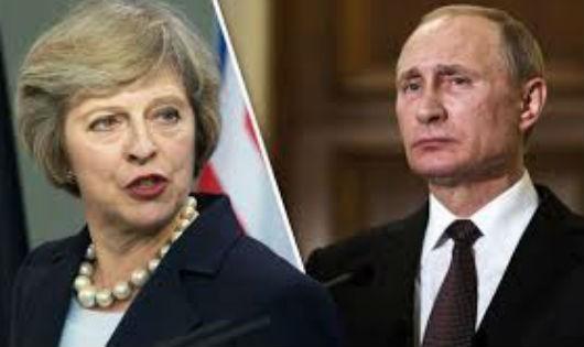 Nga – Anh: Quan hệ thăng trầm nhiều thập kỷ